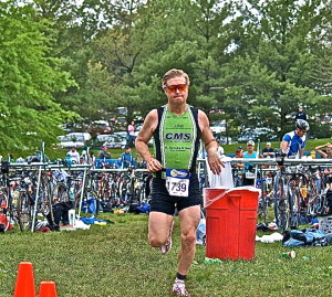 Columbia Tri Run
